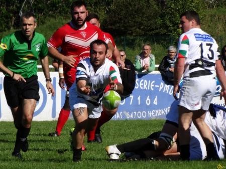 les seniors1 contre Niort