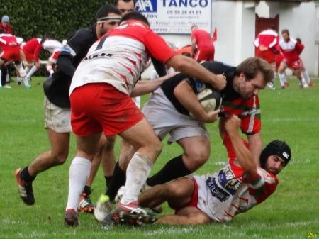 Mauléon2 vs Hendaye2